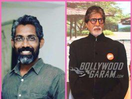 Amitabh Bachchan roped in for Sairat director, Nagraj Manjule's Bollywood debut film!