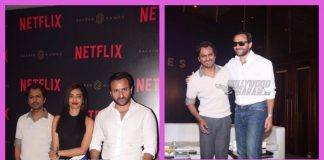 Saif Ali Khan, Radhika Apte and Nawazuddin Siddiqui to star in Netflix's new web series Sacred Games