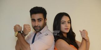 Aadar Jain and Anya Singh promote Qaidi Band in Delhi