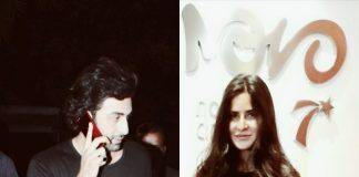 Katrina Kaif and Ranbir Kapoor sport the same T-shirt on Friendship Day – miles apart!