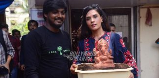 Richa Chadda supports Tree Ganesh initiative this Ganesh Festival