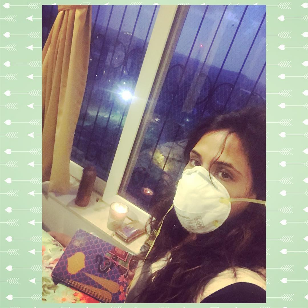 Richa Chadda becomes the latest victim of swine flu