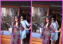 Vidya Malvade and Sagarika Ghatge snapped spending time over lunch