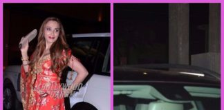 Salman Khan and Iulia Vantur celebrate Ganesh Festival at Arpita Khan's house