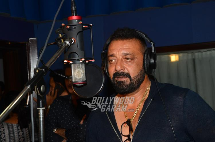 Sanjay Dutt lends his vocals for Bhoomi song