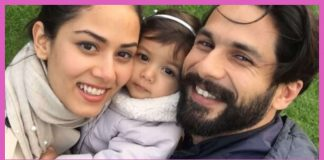 Shahid Kapoor shares adorable family picture ahead of daughter Misha's first birthday