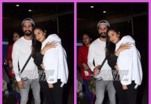 Shahid Kapoor, Mira Rajput and Misha jet off on a vacation