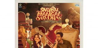 Bhumi Pednekar unveils new poster of Shubh Mangal Saavdhan