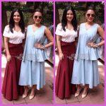 Sunny Leone photographed with Neha Dhupia post No Filter Neha shoot