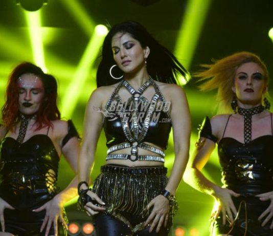 PHOTOS – Sunny Leone shoots for new music video, Loka Loka with Raftaar!