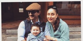 Kareena Kapoor and Saif Ali Khan enjoy their vacation with Taimur Ali Khan at Switzerland