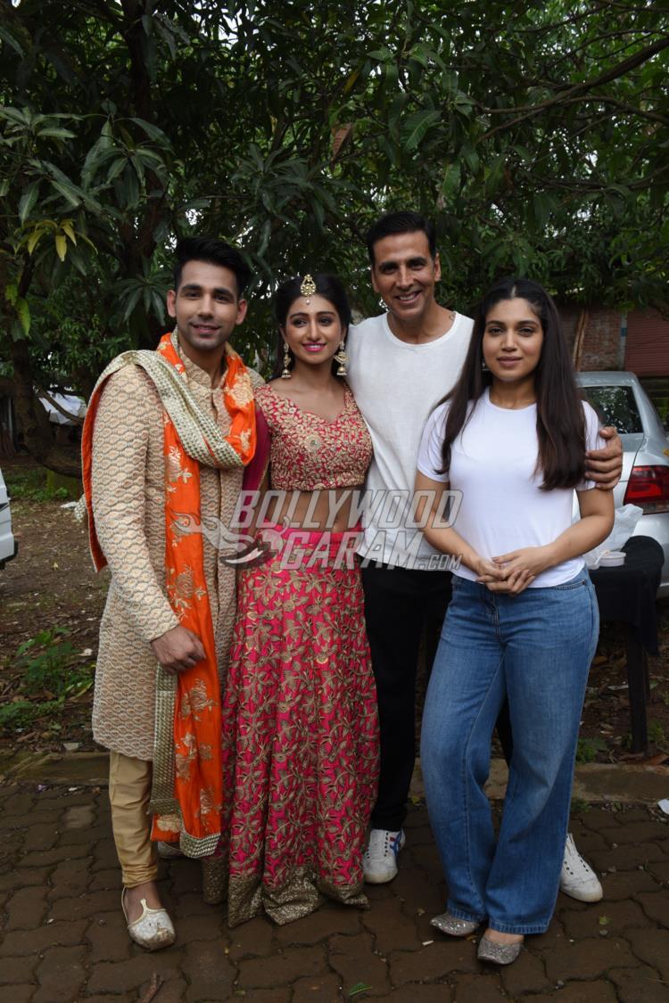 Toilet: Ek Prem Katha promotions on Yeh Rishta Kya Kehlata Hai