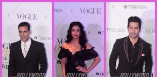 PHOTOS – Bollywood celebrities dazzle at Vogue Beauty Awards 2017 red carpet!