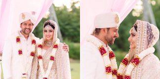 Aftab Shivdasani and Nin Dusanj get married in a lavish destination wedding