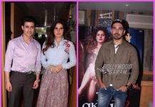 Zareen Khan, Gautam Rode and Abhinav Shukla promote Aksar 2 at press event – PHOTOS