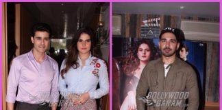 Zareen Khan, Gautam Rode and Abhinav Shukla promote Aksar 2 at press event – PHOTOS