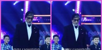 Amitabh Bachchan shakes a leg with contestants of Super Dancer 2 on KBS 9 – PHOTOS