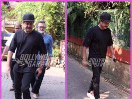Anil Kapoor snapped with Rakeysh Omprakash Mehra at his office – PHOTOS