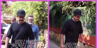 Anil Kapoor snapped with Rakeysh Omprakash Mehra at his office – PHOTOS