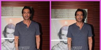 Arjun Rampal continues promoting Daddy – PHOTOS
