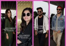 Mumbai Airport remains star-studded with B'town celebs this weekend – PHOTOS
