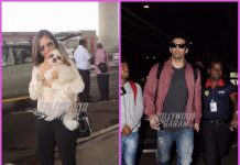 Sophie Choudry and Aditya Roy Kapur looked stylish at the airport – PHOTOS