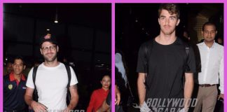 The Chain Smokers snapped at airport in Mumbai as they arrive for their India performance