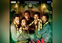 Golmaal Again new poster unveiled as the trailer launch approaches