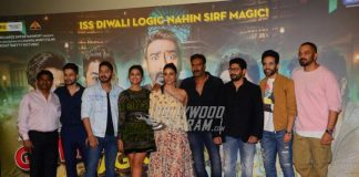 Photos: Lead stars of Golmaal Again launch official trailer at an event