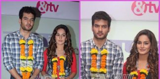 New show Half Marriage launched on &TV channel at a press event – PHOTOS