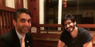 Harshvardhan Kapoor begins preparing for Abhinav Bindra biopic