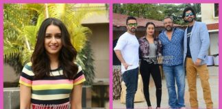 Photos: Shraddha Kapoor and her Haseena Parkar team on a promotional spree for the film