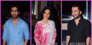 B'town celebrities grace Haseena Parkar screening event – PHOTOS
