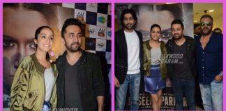 Lead actors promote Haseena Parkar in Delhi at a press event – PHOTOS
