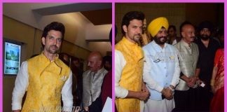 Hrithik Roshan and Rakesh Roshan grace Basanti Chola Divas event – PHOTOS