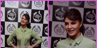 Jacqueline Fernandez shows solidarity with the Bio Bridge project in an event – PHOTOS