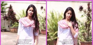 Jhanvi Kapoor gears up for Bollywood debut, snapped post rehearsals – PHOTOS
