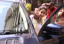 Jhanvi Kapoor continues to work hard for her debut – PHOTOS