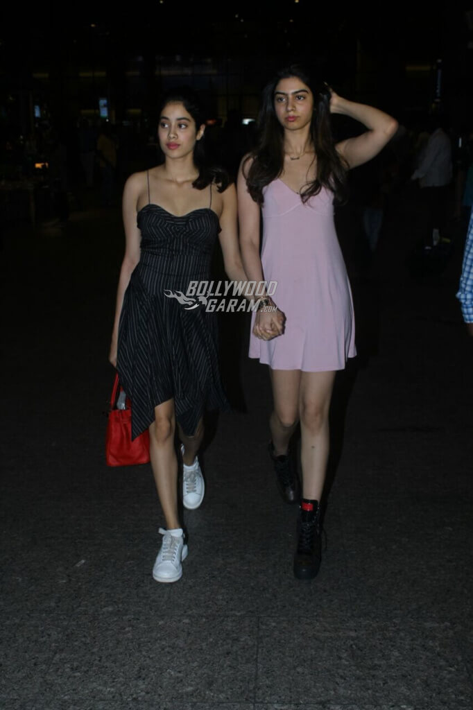 Sridevi daughters