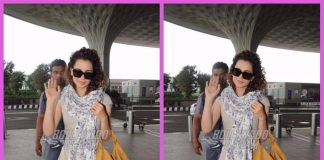 PHOTOS – Kangana Ranaut looks graceful at the airport even as controversies surround her