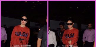 Kareena Kapoor snapped leaving for Delhi to resume shoot of Veere Di Wedding – PHOTOS