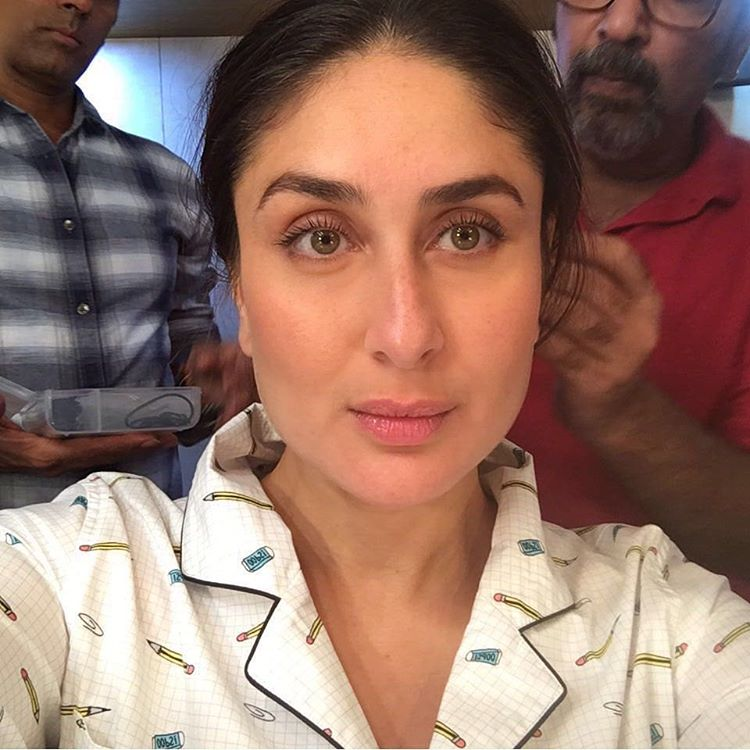 Sonam, Kareena shoot for first schedule of 'Veere Di Wedding'