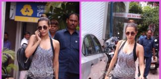 Malaika Arora makes a gorgeous appearance post gym session – PHOTOS