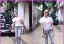 Shahid Kapoor's wife Mira Rajput snapped on a casual outing in Mumbai – PHOTOS