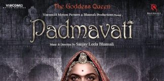Padmavati first poster shows a gorgeous Deepika Padukone clad in heavy jewels