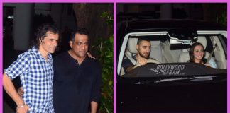 Ranbir Kapoor celebrates birthday with friends and colleagues – PHOTOS
