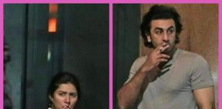 Ranbir Kapoor and Mahira Khan spotted smoking together in NYC; Twitter has a field day