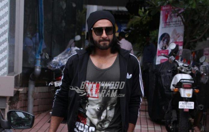 Ranveer Singh- 1