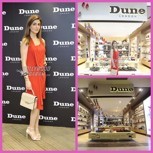 Riddhima Kapoor Dune London