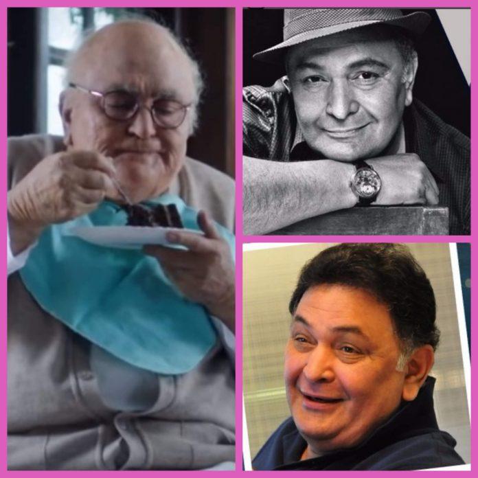 Rishi Kapoor Birthday Pic